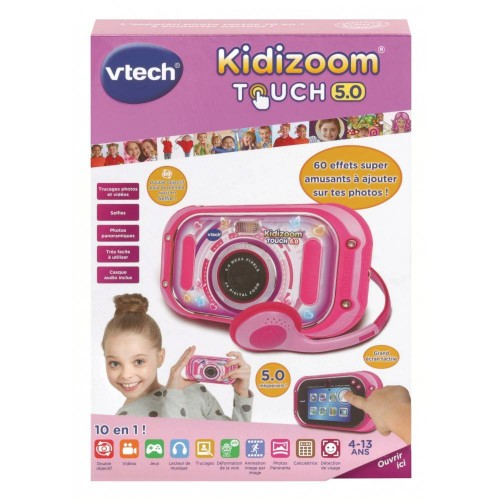 KIDIZOOM TOUCH 5 ROSE VTECH 163555