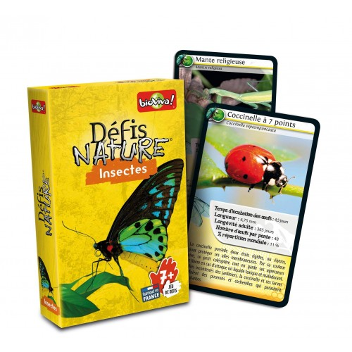 DEFIS NATURE INSECTES SIDJ 280068