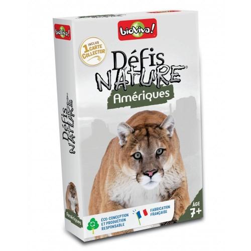 DEFIS NATURE AMERIQUE SIDJ 280099