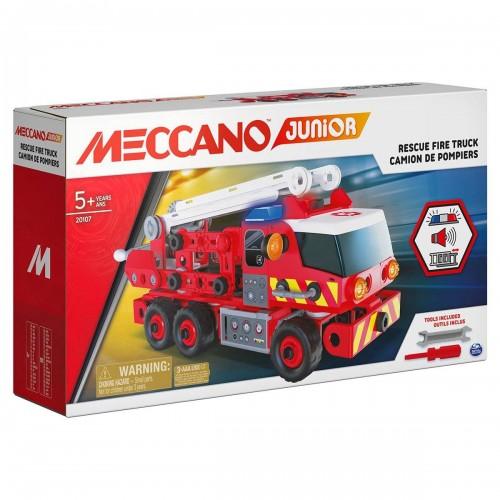 MECCANO JUNIOR CAMION POMPIER SPIN MASTER 6056415