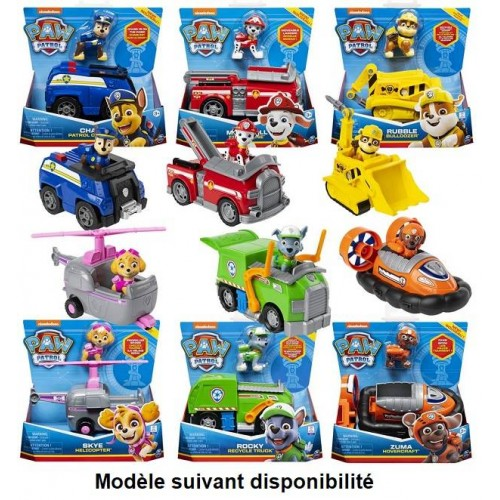 PAW PATROL VEHICULE ASST SPIN MASTER 6052310