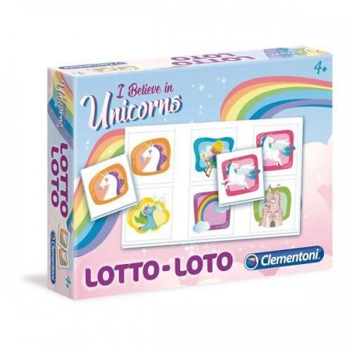 LOTO LICORNES CLEMENTONI 18034