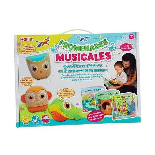 PROMENADE MUSICALE 3EN1 BSM HA4007