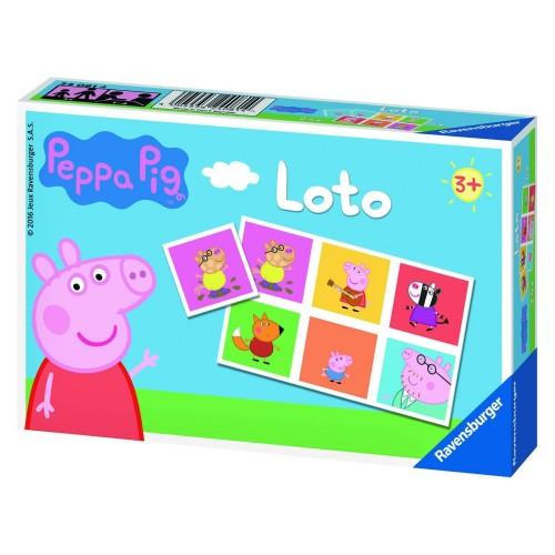 LOTO PEPPA PIG RAVENS 24081
