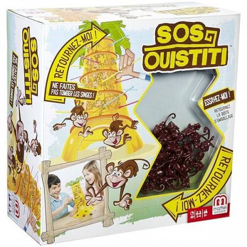 SOS OUISTITI MATTEL 52562