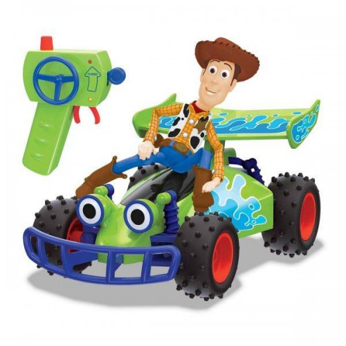 TOYS STORY BUGGY WOODY SMOBY 203154001