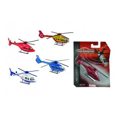 MAJORETTE HELICOPTERE ASST SMOBY 21205313