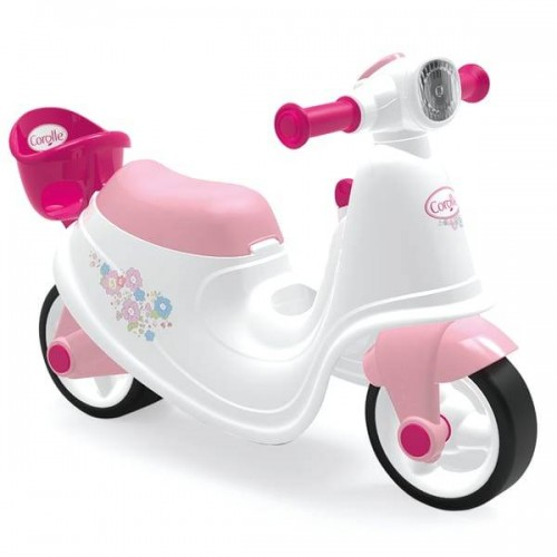 COROLLE PORTEUR SCOOTER SMOBY 721004