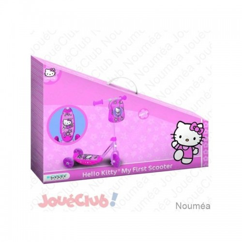 MA PREMIERE PATINETTE HELLO KITTY SIDJ 18590