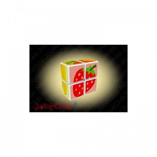 MAGICUBE LES FRUITS 4 CUBES GIOCHI MAB01000