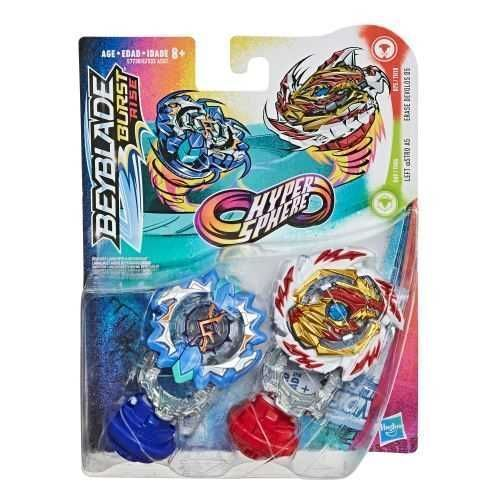 BEYBLADE PACK DUEL MASTER HASBRO E9239