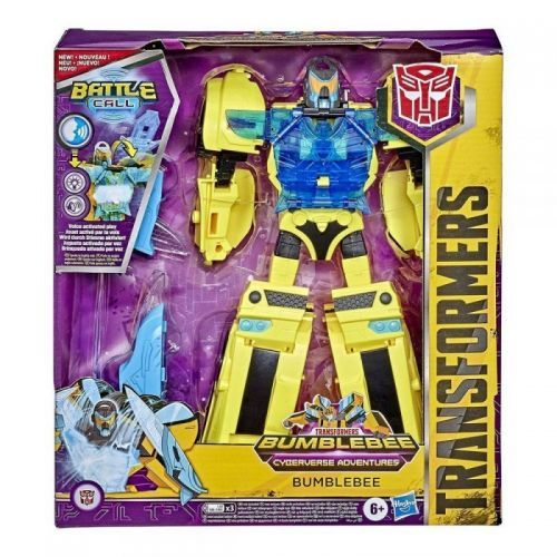 TRANSFORMER ROBOT OFFICIER ASST HASBRO E82285