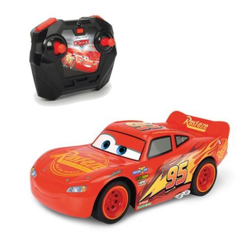 CARS 3 RC MC QUEEN SMOBY 203084028