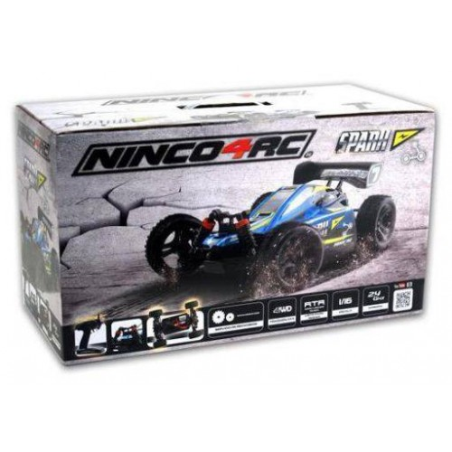 1/16 SPARK BLUE BUGGY NINCO NH93051
