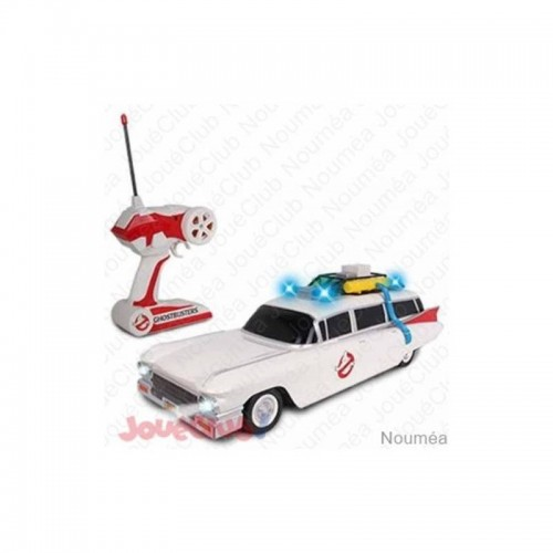VOITURE ECTO 1 GHOSTBUSTER RC SIDJ 6612