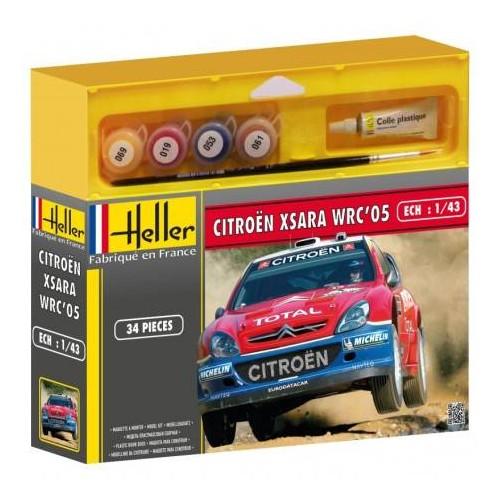 CITROEN XSARA WRC 05 HELLER 50114