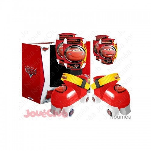 PATIN A ROULETTE ET PROTECTION SIDJ J892321