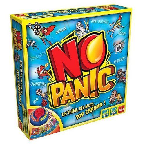 NO PANIC F GOLIATH 70365