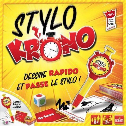 STYLO KRONO WITH TPVC WINDOW GOLIATH 76199