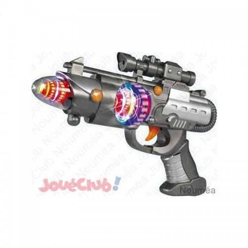 PISTOLET LIGHT SHOOTER ASST SIDJ 8046571