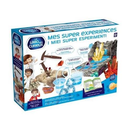 MES SUPER EXPERIENCES SIDJ JC78554