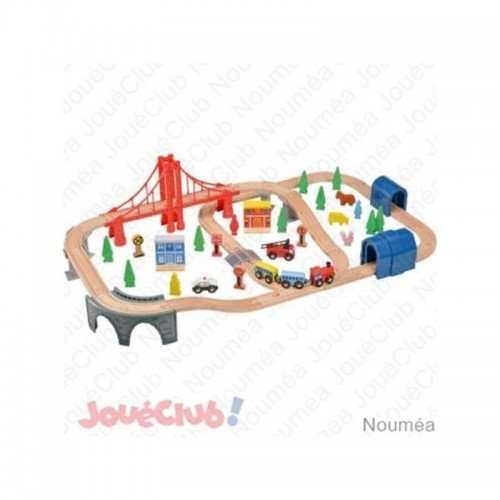 SET DE TRAIN 70 PIECES SIDJ 50070JC