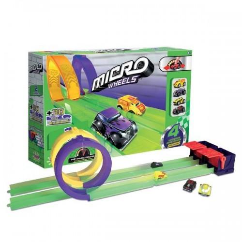MICRO WHEEL SUPER SET 2 SPLASH 30609