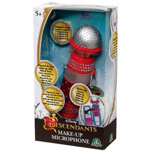 MICROPHONE AVEC MAKE UP GIOCHI 00636800
