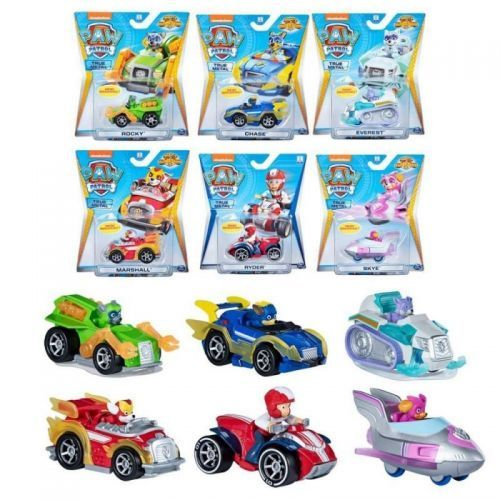 PAW PATROL VEHICULE ASST SPIN MASTER 6053257