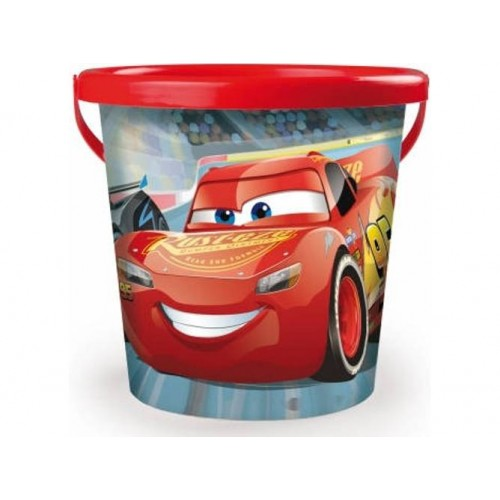 CARS SEAU MM VIDE SMOBY 861005