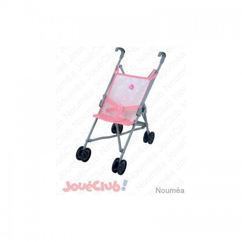 MA 1ERE POUSSETTE CANNE ROSE SIDJ T125C-PINK