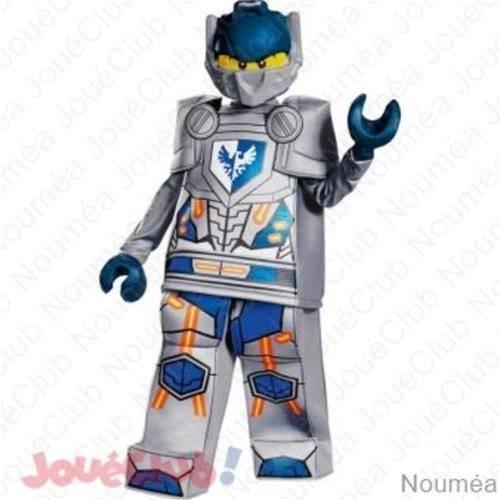 LEGO NEXO KNIGHTS CLAY 7-8 ANS SIDJ 10444K-PK1