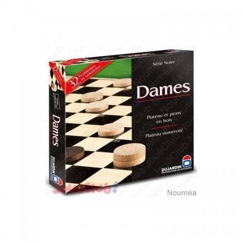 SERIE NOIRE DAMES PLATEAU DUJARDIN 55330