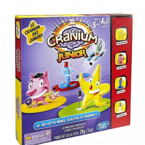 CRANIUM JUNIOR HASBRO 165151010