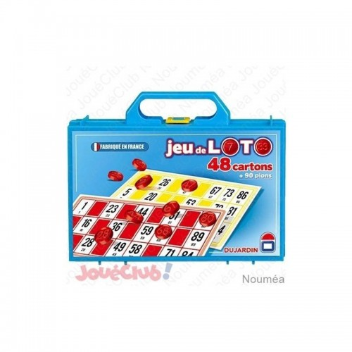 LOTO 48 CARTONS 00148 TF1 GAMES
