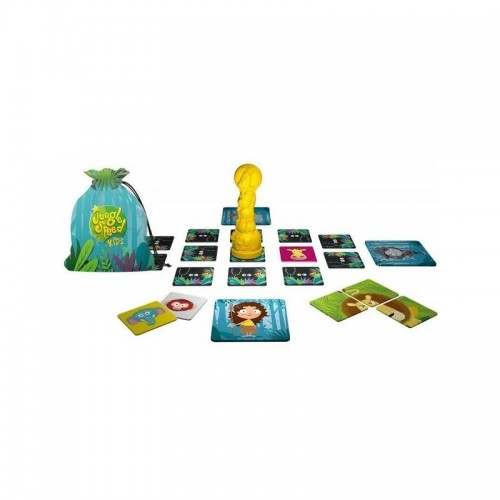 JUNGLE SPEED KIDS BOITE A GORGE ASMODEE JSKI01FR