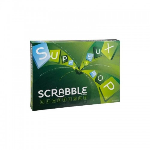 SCRABBLE CLASSIQUE MATTEL Y9593