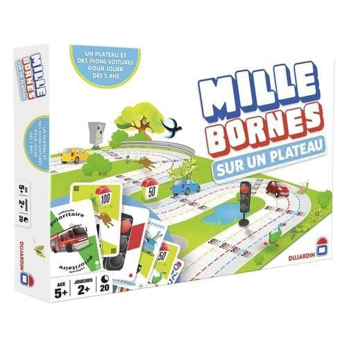MILLE BORNES PLATEAU GRAND CLASSIQUE TF1 GAMES 590