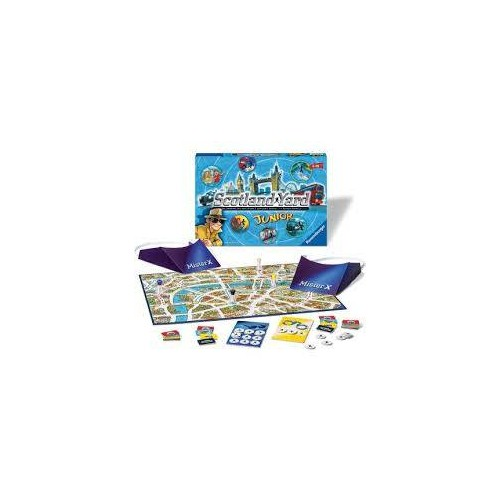 SCOTLAND YARD JUNIOR RAVENSBURGER 22289