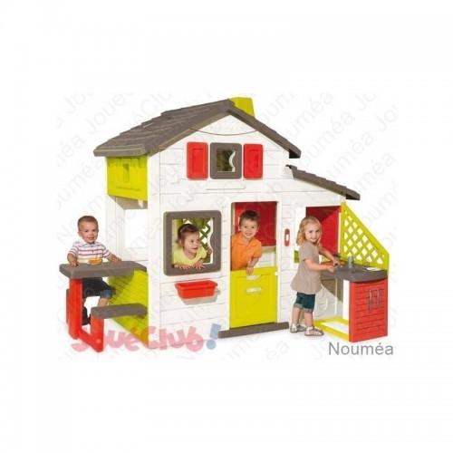 MAISON FRIENDS HOUSE+CUISINE ETE SMOBY 810200