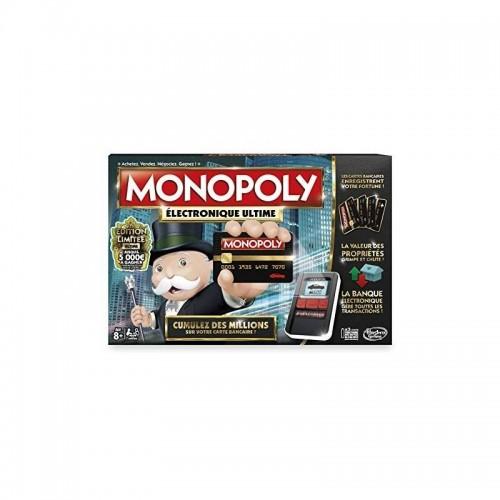 MONOPOLY ULTIMATE BANKING HASBRO B66771010