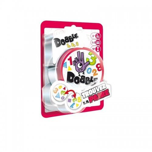 DOBBLE 123 BLISTER ASMODEE DOCF02FR