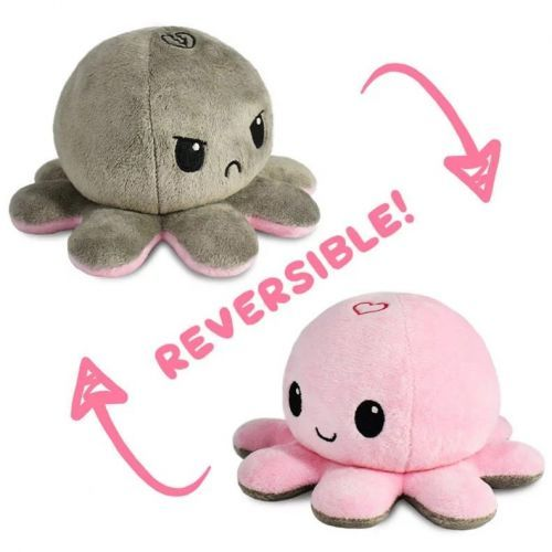 PELUCHE OCTOPUSE POULPY PIEUVRE SIDJ HEART