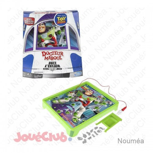 DOCTEUR MABOUL TOY STROY 4 HASBRO E56421010