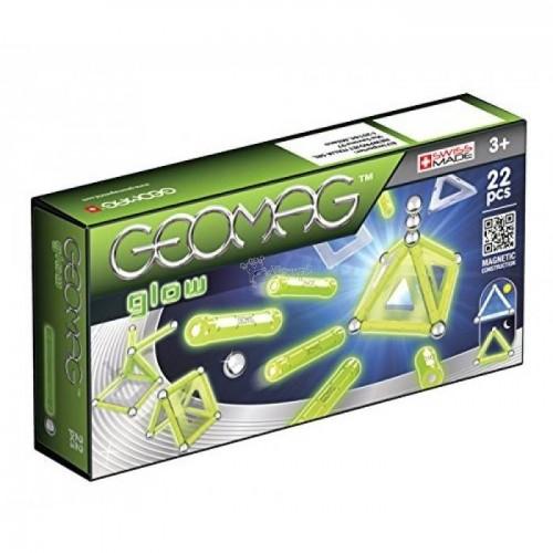 GEOMAG GLOW 22PCS GIOCHI 00681700