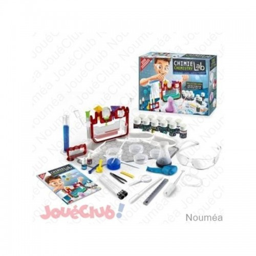 SCIENCE LAB CHIMIE BUKI 8364