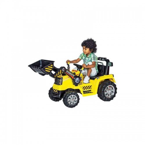 TRACTOPELLE - JAUNE SIDJ ZP1006A