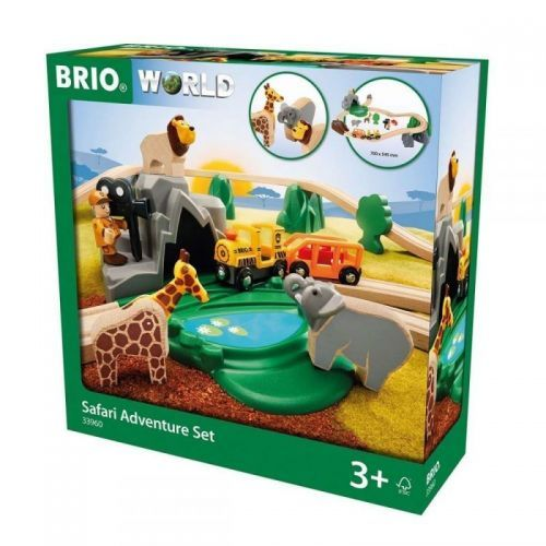 BRIO CIRCUIT REPORTAGE 33960 RAVENSBURGER