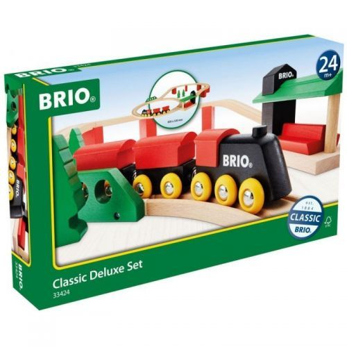 BRIO CIRCUIT TRADI DELUXE 33424 RAVENSBURGER