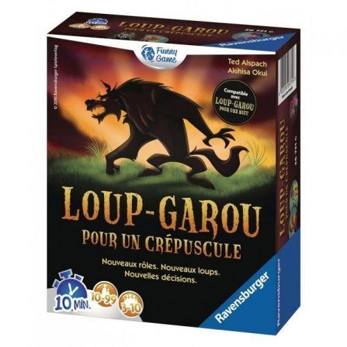 LOUP GAROU POUR CREPUSCUL RAVENS 26731